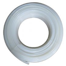 Nylon tube, 8mm - suitable for fuel and hydraulic fluid. Per Metre.